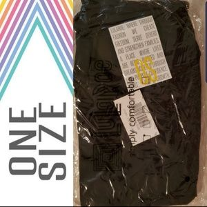 💣NIP OS BLACK LULAROE LEGGINGS ONE SIZE💣